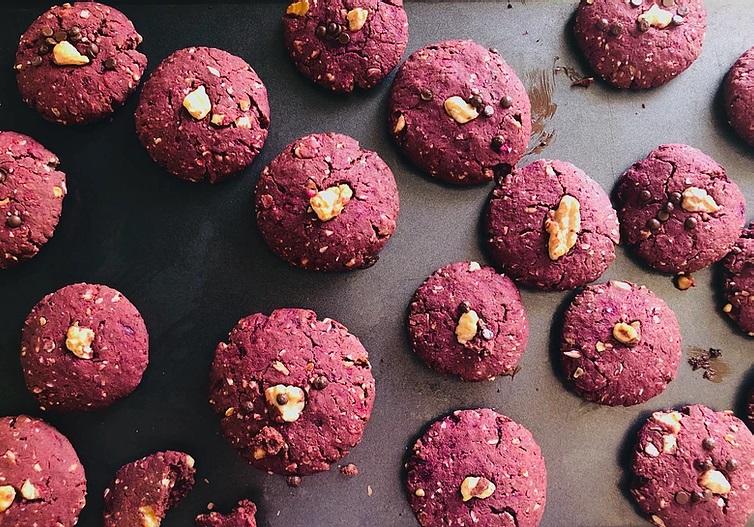 Red Velvet Cookies Recipes | BodiCafe