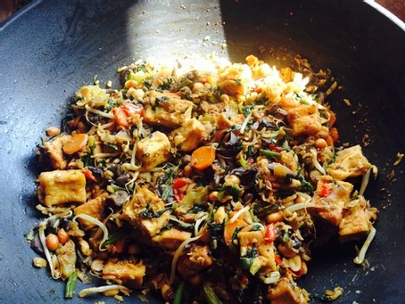 Harvest Veg Stir-Fry | Dairy - Free | Vegetarian | BodiCafe