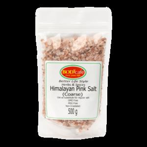 Himalayan Pink Salt (Coarse) | Seasonings | Bodicafe