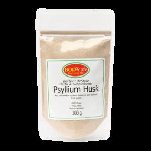 Psyllium Husk 200g | Lifestyle Supplements | Bodicafe