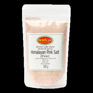 Himalayan Pink Salt (Fine) | Seasonings | Bodicafe