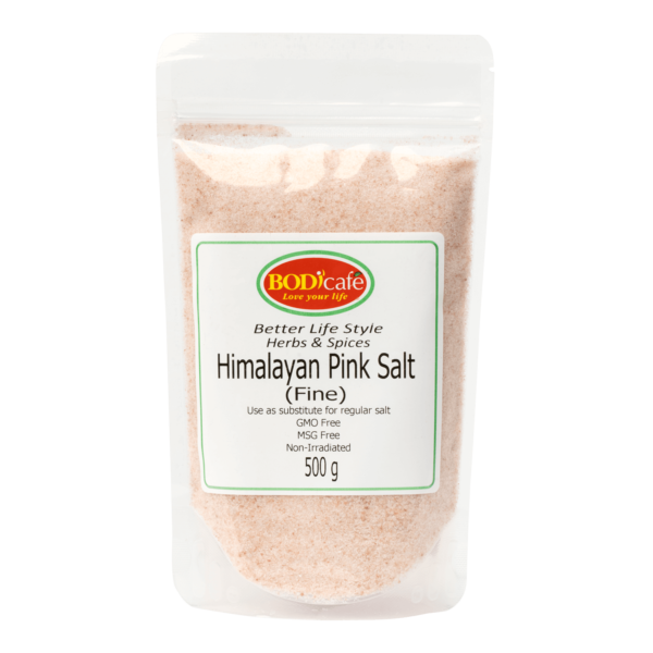 Himalayan Pink Salt (Fine)   Seasonings   Bodicafe