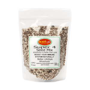 Super 4 Seed Mix | Nuts and Seeds | Bodicafe