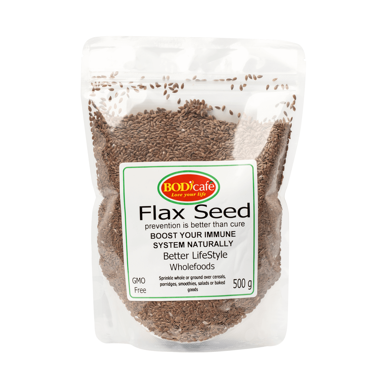Flax Seeds | Nuts and Seeds | Bodicafe