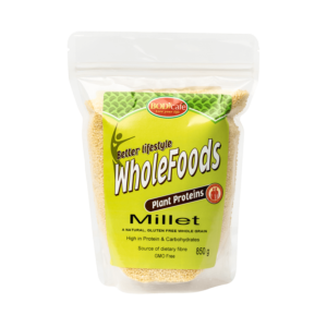 Millet 850g | Plant Proteins | Bodicafe