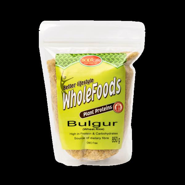 Bulgur Wheat | Plant Proteins | Bodicafe