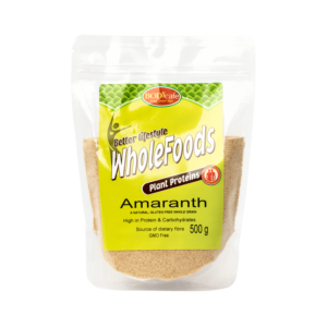 Amaranth (Gluten Free) 500g | Plant Proteins | Bodicafe