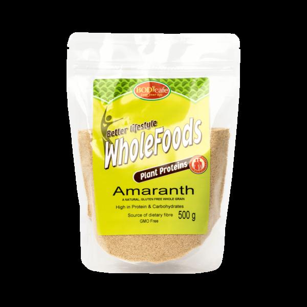 Amaranth (Gluten Free) 500g   Plant Proteins   Bodicafe