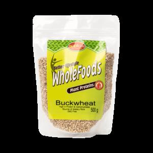 Buckwheat 500g   Plant Proteins   Bodicafe