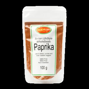 Paprika 100g | Seasonings | Wholefoods | BodiCafe