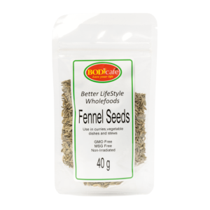 Fennel Seeds 40g | Seasonings | Bodicafe