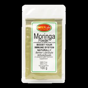 Moringa Powder 100g | Lifestyle Supplements | BodiCafe