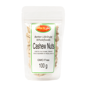 Cashew Nuts 100g | Nuts and Seeds | Bodicafe