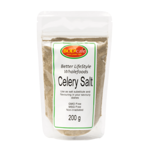 Celery Salt 200g | Seasonings | Bodicafe