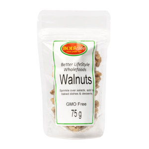 Walnuts 75g | Nuts and Seeds | Bodicafe