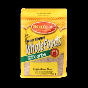 Digestive Bran 400g | Anytime Cereals | Wholefoods | BodiCafé