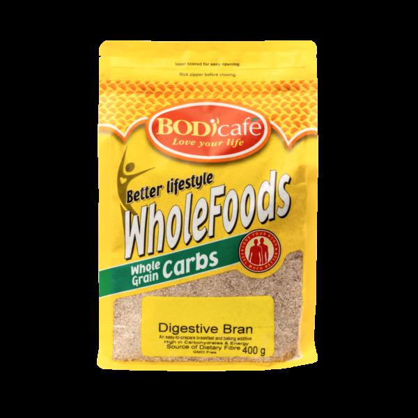 Digestive Bran 400g   Anytime Cereals   Wholefoods   BodiCafé