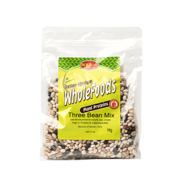 3 Bean Mix   Plant Proteins   Bodicafe