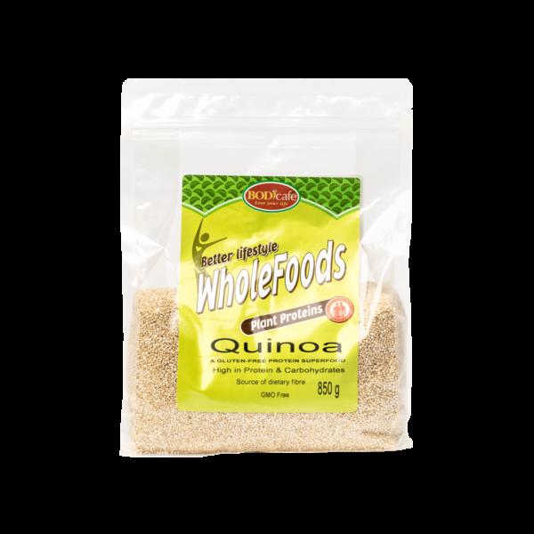 Quinoa   Plant Proteins   Bodicafe