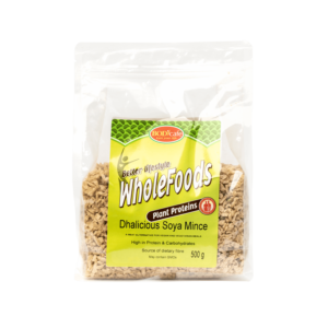 Dhalicious Soya Mince | Plant Proteins | Bodicafe