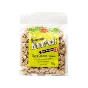 Soya Chunks Protein | Plant Proteins | BodiCafe