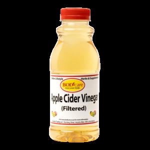 Apple Cider Vinegar Filtered 500ml | Lifestyle Supplements | Bodicafe