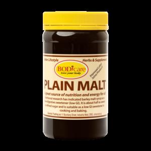 Plain Malt 500g | Sweeteners | Bodicafe