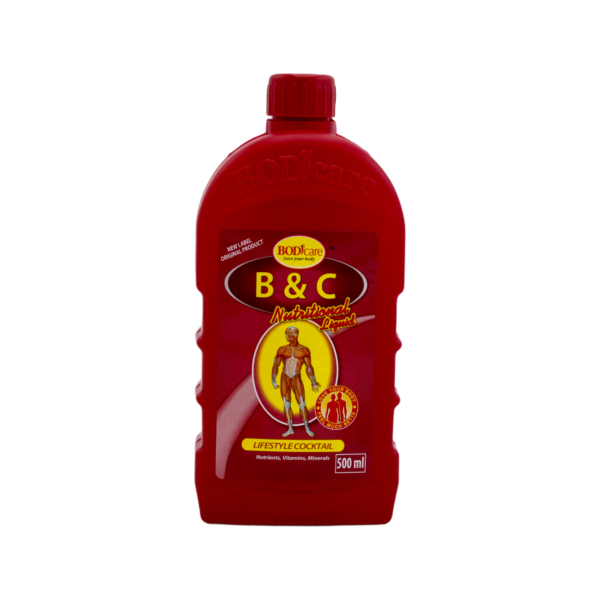 B&C Nutritional Liquid 250ml   Lifestyle Supplements   Bodicafe